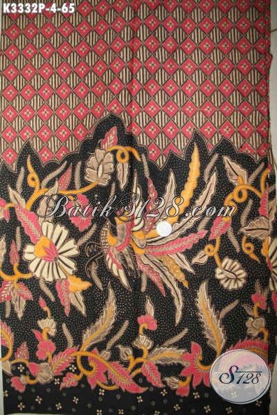 Kain Batik Solo Trend Motif Terkini, Batik Kain Halus Dengan Kombinasi Warna Mewah Dan Berkelas Proses Printing, Di Jual Online 65K