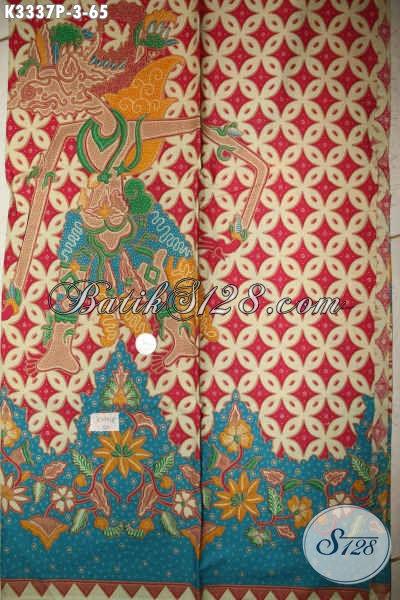 Produk Kain Batik Jawa Tengah Halus Motif Elegan Dan Mewah, Batik Printing Bahan Pakaian Kerja Pria Dan Dress Wanita Bikin Penampilan Lebih Berkelas