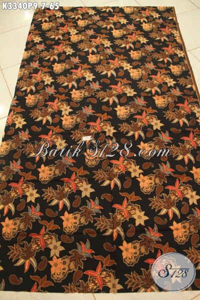 Produk Kain Batik Harga 60 Ribuan, Batik Printing Kwalitas Halus Motif Elegan, Cocok Untuk Busana Wanita Karir Tampil Anggun Menawan