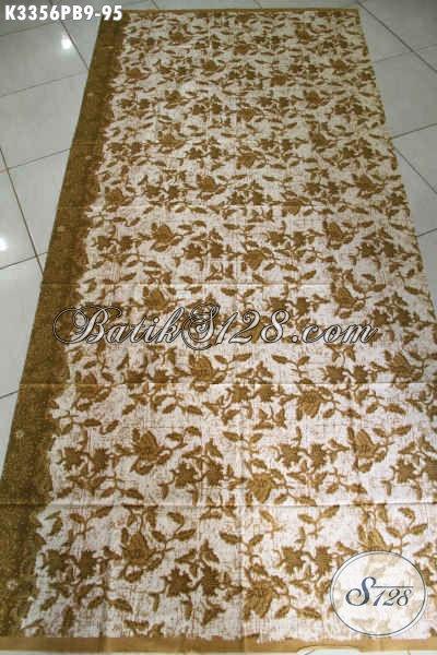 Produk Kain Batik Lawasan Khas Jawa Tengah, Batik Kombinasi Tulis Nan Istimewa Cocok Untuk Busana Resmi Kerja Dan Kondangan