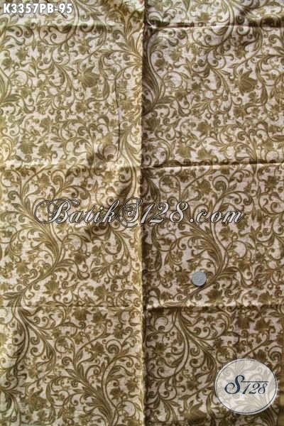 Produk Batik Jawa Tengah Elegan Motif Kekinian, Batik Solo Proses Kombinasi Tulis Nan Istimewa Yang Menunjang Penampilan Lebih Sempurna