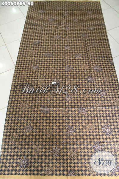 Produk Kain Batik Solo Lawasan, Batik Kain Motif Klasik Proses Kombinasi Tulis Kwalitas Istimewa Hanya 90K