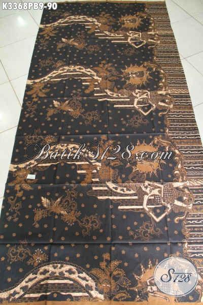 Kain Batik Solo Asli, Batik Kain Elegan Klasik Kwalitas Istimewa Motif Mewah Proses Kombinasi Tulis, Di Jual Online 90 Ribu Saja