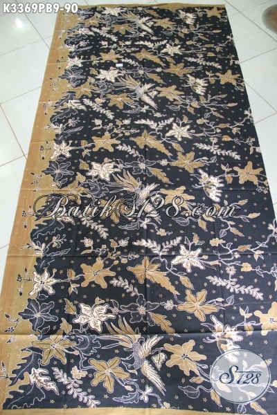 Kain Batik Halus Mewah Bahan Kemeja Pria Lengan Panjang, Batik Solo Istimewa Proses Kombinasi Tulis Cocok Juga Untuk Dress Wanita Karir Harga 90K