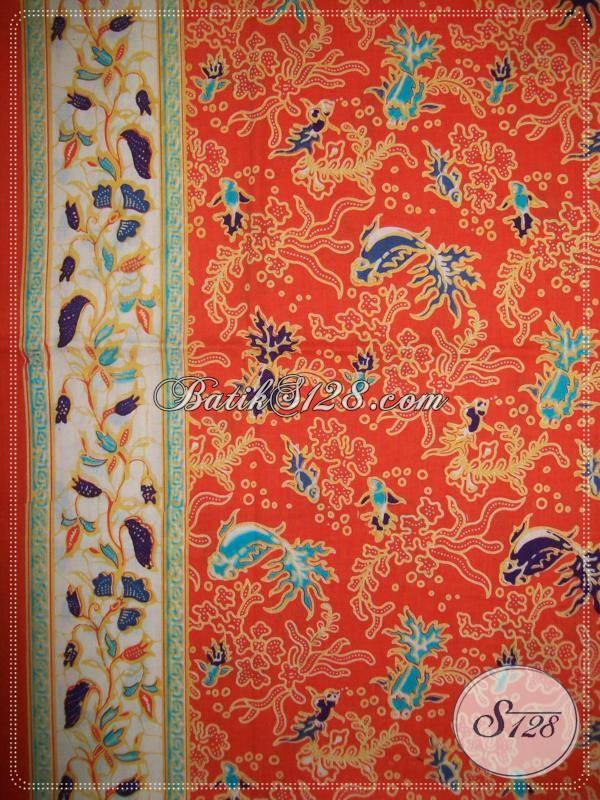 Batik Untuk Busana Batik Wanita Modern Dan Seragam Batik Per Devisi Kantor [K754P]