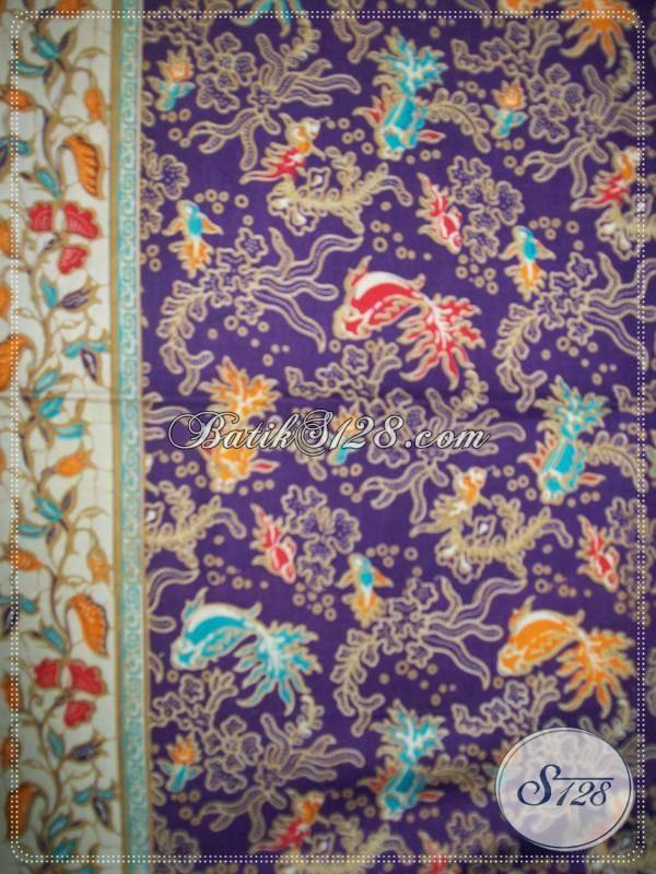 Motif Terbaru Batik Di Butik Batik Murah Solo,Kain Batik Mode Terkini 2013 [K756P]