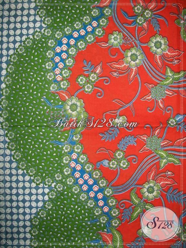 Kain Batik Murah Yang Dijual Di Thamrin CityBahan Batik Harga