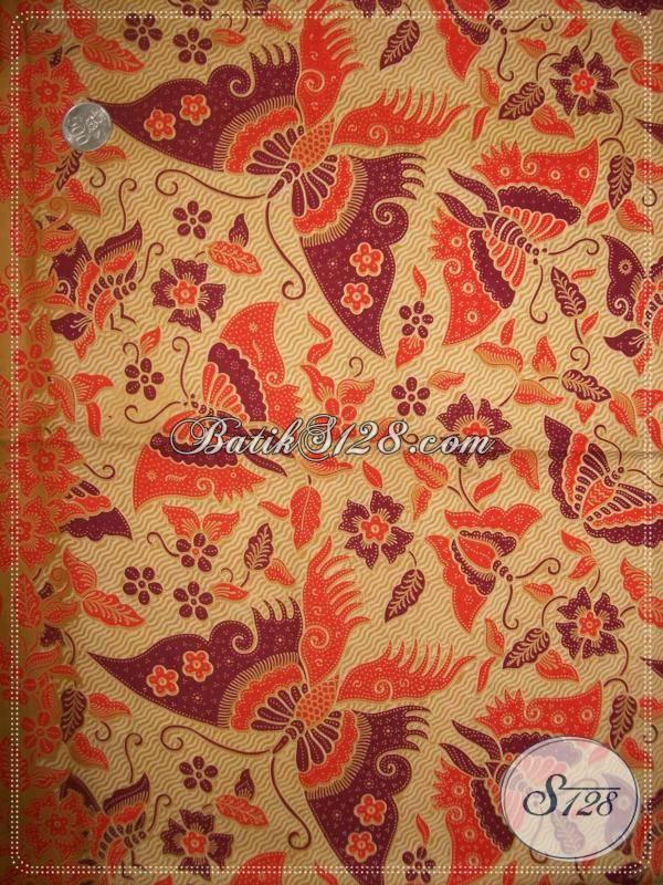Butik Aneka Kain Batik Trendy Dan Bahan Batik Berkwalitas Katun Halus [K796P]