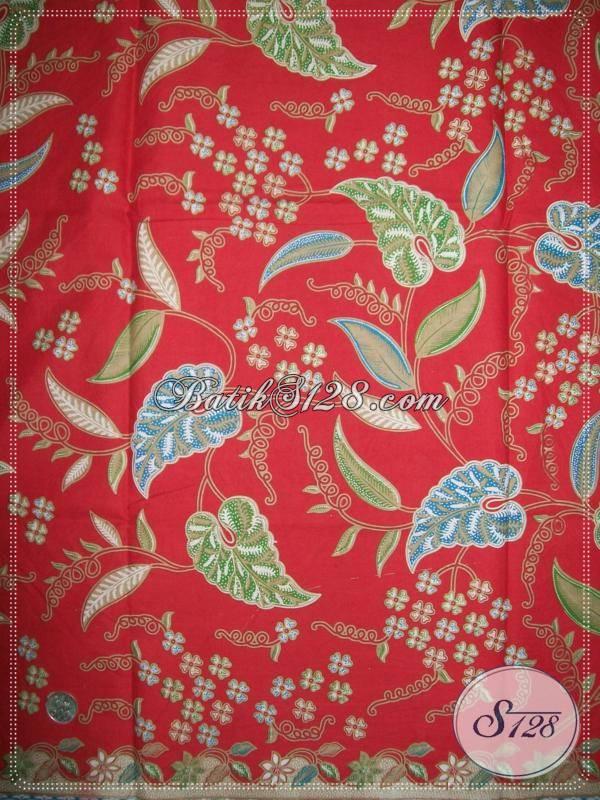 Butik Batik Online Solo Lengkap Terpercaya, Jual Batik Kain Bahan Dress Wanita Karir Motif Klasik Modern