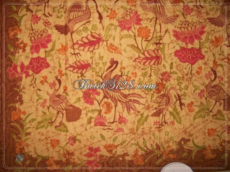 Batik INACRAFT Harga Lebih Murah Dari Pameran, Batik Tulis Solo Asli, Buktikan !