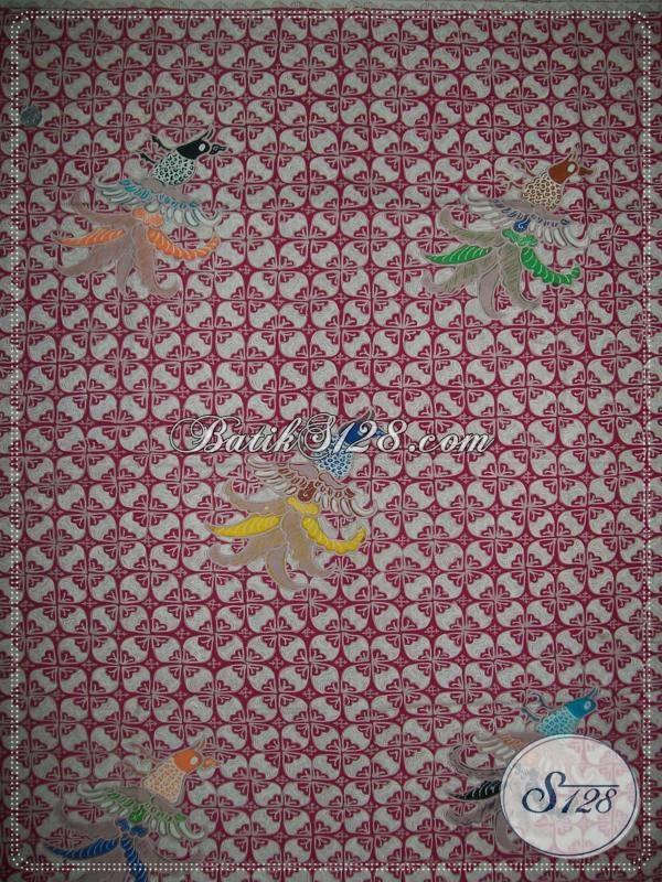 Jual Aneka Kain Batik Premium Khas Solo Jawa Tengah, Bahan Batik Halus Adem Untuk Pameran Busana Tradisional