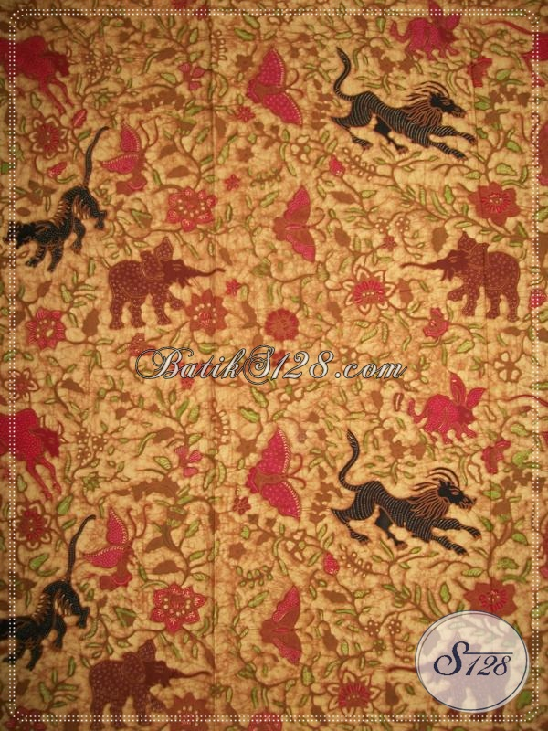 Kemeja Batik Unik Elegan Dan Eksklusif Batik Tulis Motif Unik