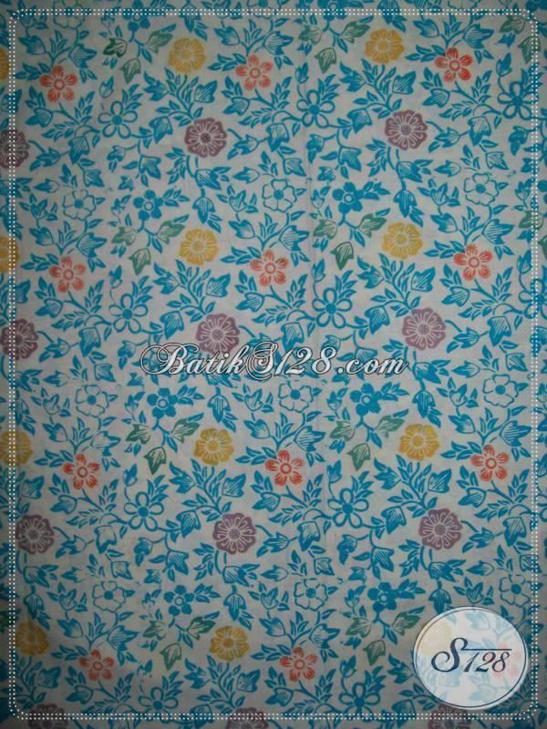 Kain Batik Handmade Asli SoloBahan Batik Murah Yang Dijual Di