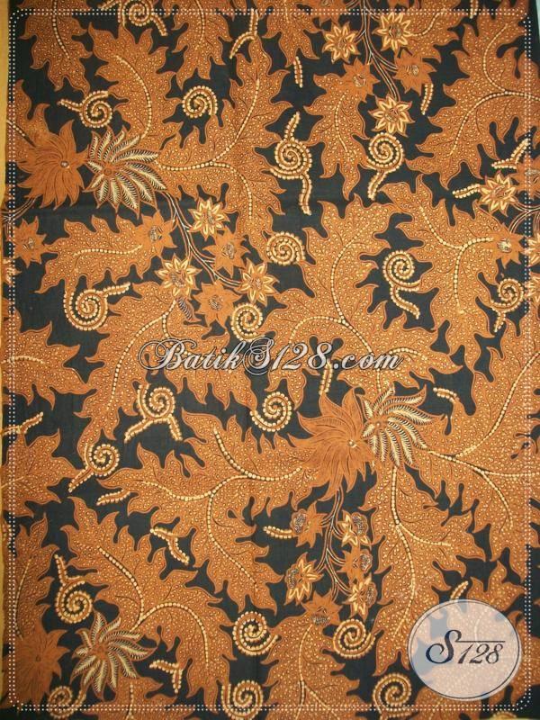 Jual Kain Batik Simbar Asli Solo Tersedia Motif Klasik Lawasan