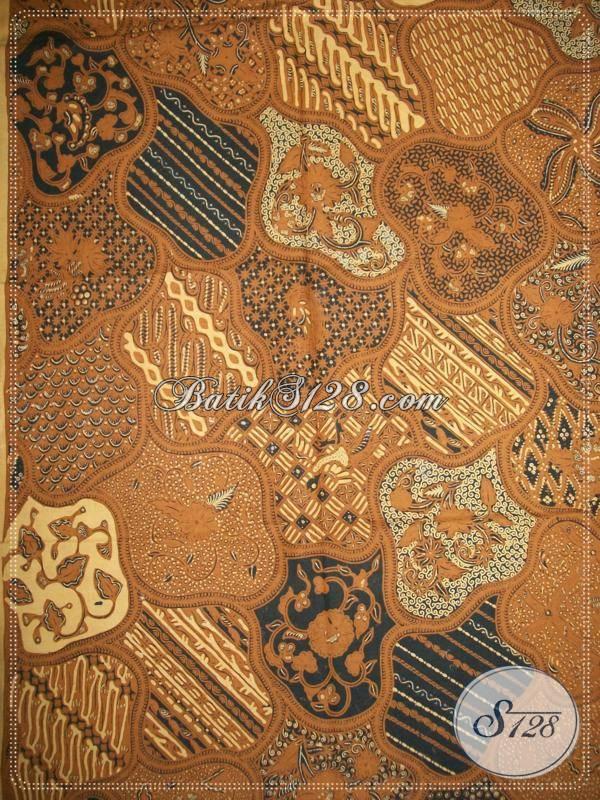 Kain Batik Panjang Cocok Untuk Jarik Tersedia Dengan Motif