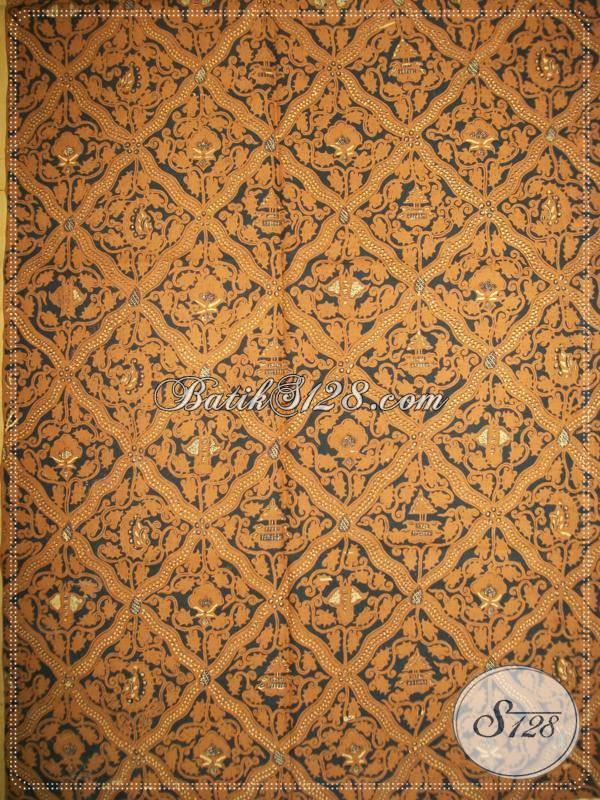Jual Kain Batik Klasik Terbaru, Batik Sidoluhur Grinsing Untuk Bahan Jarik Kwalitas Bagus Dan Halus