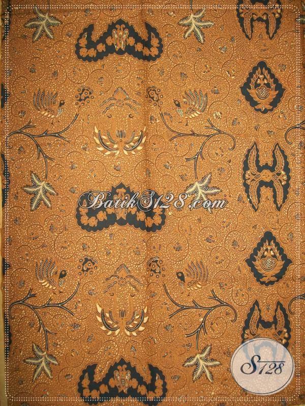 Batik Pernikahan Jawa Wahyu Tumurun Bahan Batik Klasik Lawasan