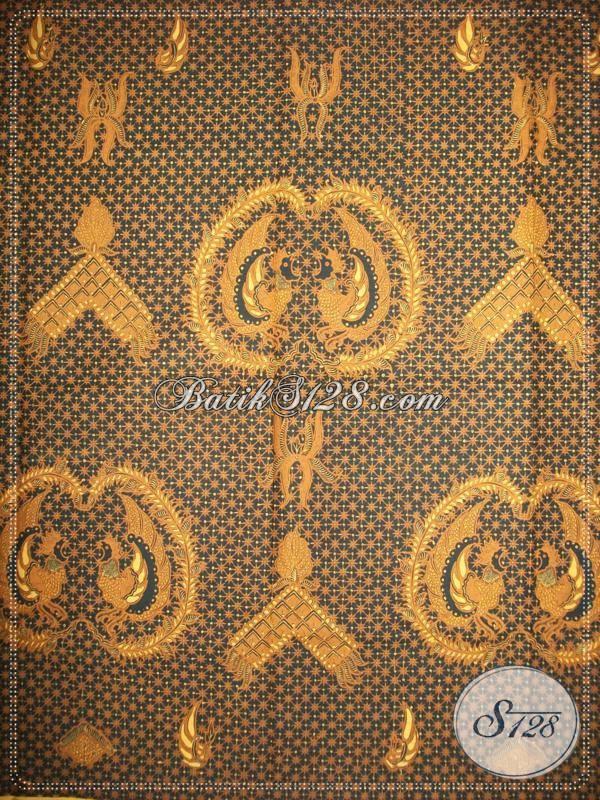 Batik Truntum Cindelaras, Batik Lawasan Kualitas Bagus Asli Batik Solo [KJ014AM]