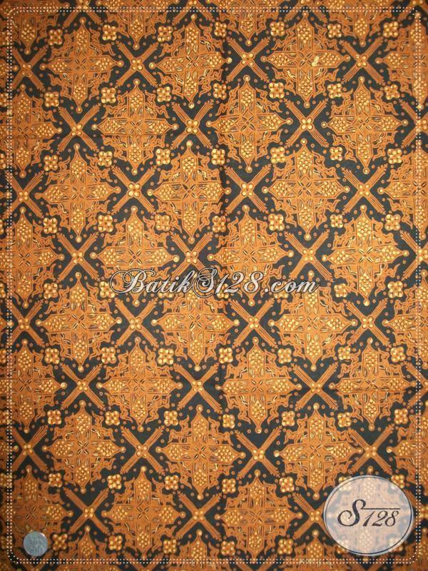 Batik Untuk Seserahan Lamaran Adat Jawa Dengan Motif Madu Bronto, Tersedia Dengan Harga Murah Meriah