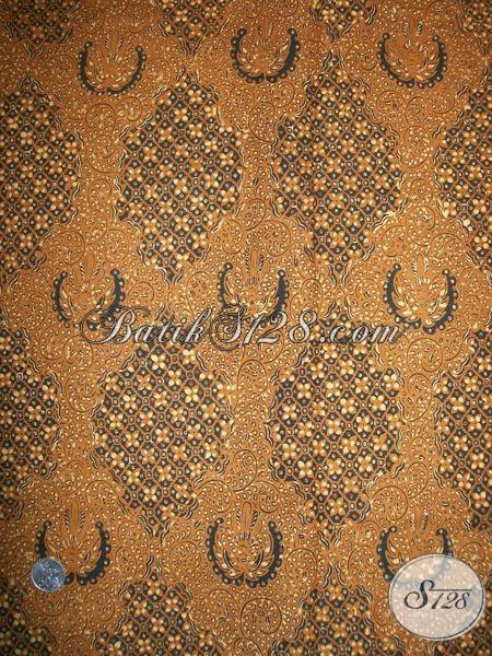 Jual Batik Motif Klasik  Lawasan Asli Solo Motif Buntal Melati