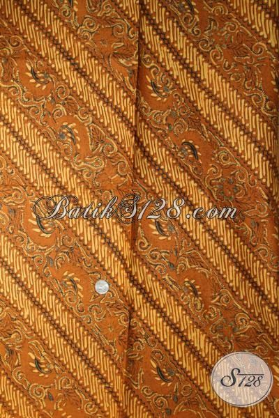 Jual Batik Klasik Parang Pari, Batik Panjang Kombinasi Tulis, Batik Cabut Untuk Jarik Kwalitas Halus Harga Dibawah 100 Ribu