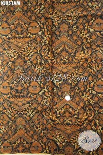 Batik Semen Romo, Motif Klasih Bahan Jarik Batik Solo, Bisa Untuk Tapih, Kemeja, Blus, Dress [KJ051AM-240x110cm]