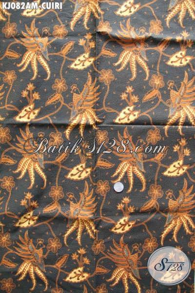 Pusat Beli Kain Batik Solo Murah, Sedia Batik Halus Motif Cuiri Cocok Untuk Jarik Proses Kombinasi Tulis Asli Dari Solo Hanya 85K [KJ082AM-240x105cm]