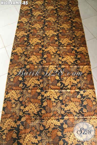 Batik Kain Klasik Solo Halus, Batik Jawa Etnik Bahan Jarik Nan Istimewa Proses Kombinasi Tulis Harga 85K