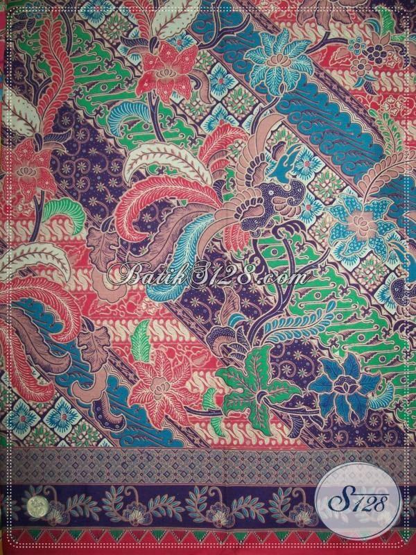 Kain Batik Bahan Berkwalitas Dan Batik Asli Dari Solo [KP703]