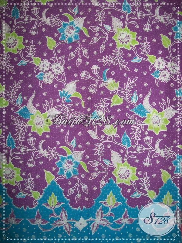 Toko Kain Batik Murah Di Solo,Motif Batik Up To Date, Motif Batik Modern Dan Trendy [KP711]