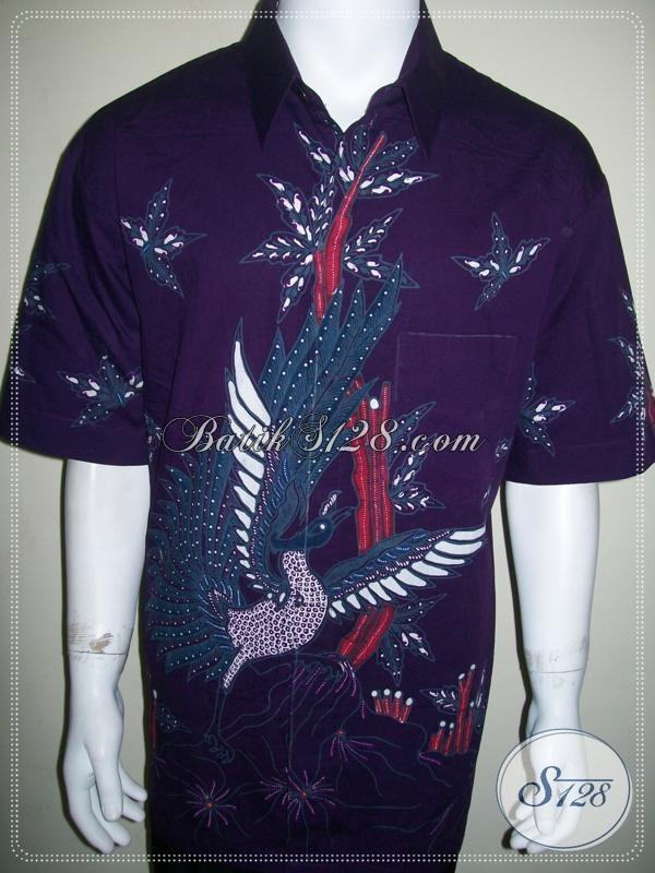 Jual Baju Batik Pria Ukuran Xxl Jumbo Besar Big Size