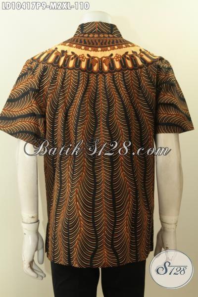 Toko Busana Batik Solo Jawa Tengah Online, Sedia Pakaian Batik Masa Kini Yang Bikin Penampilan Lebih Gagah Dan Mempesona, Size M – XL