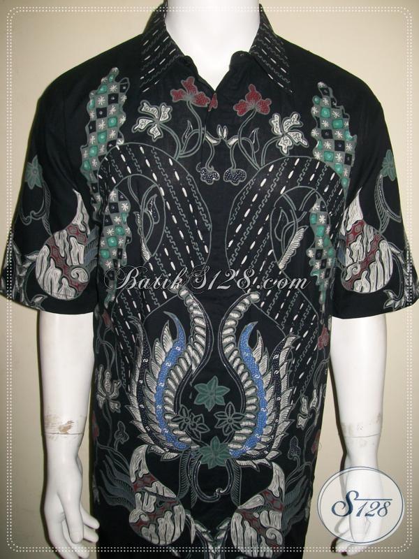 Baju Batik Online Pria Ukuran Besar Xxl Lengan Pendek