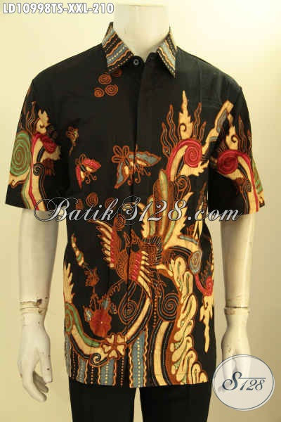 Kemeja Batik Pria Gemuk, Busana Batik Jawa Tengah Keren Bahan Adem Nyaman Di Pakaim Pakaian Batik Istimewa Yang Membuat Penampilan Mempesona Proses Tulis Soga