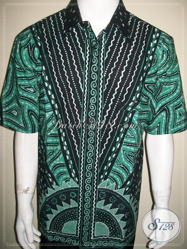 Beli Baju Batik Online Pria Murah Berkualitas, Disini Tempatnya [LD1100T-XL]