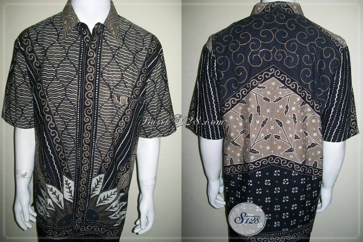 Toko Baju Batik Ukuran Besar XXL Jumbo Big Size, Batik Tulis