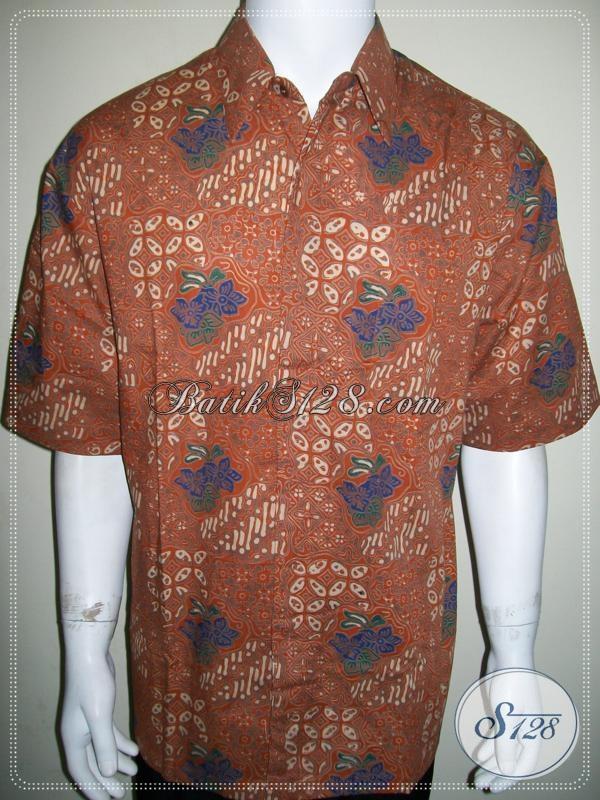 Kemeja Batik Murah Berkualitas, Tidak Luntur, Bahan Bagus, Jahitan Kuat