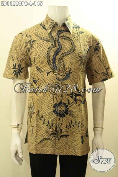 Batik Hem Modern Kwalitas Bagus Untuk Kerja Dan Acara Resmi, Produk Baju Batik Solo Kekinian Khas Jawa Tengah Bikin Penampilan Tampan Dan Mempesona