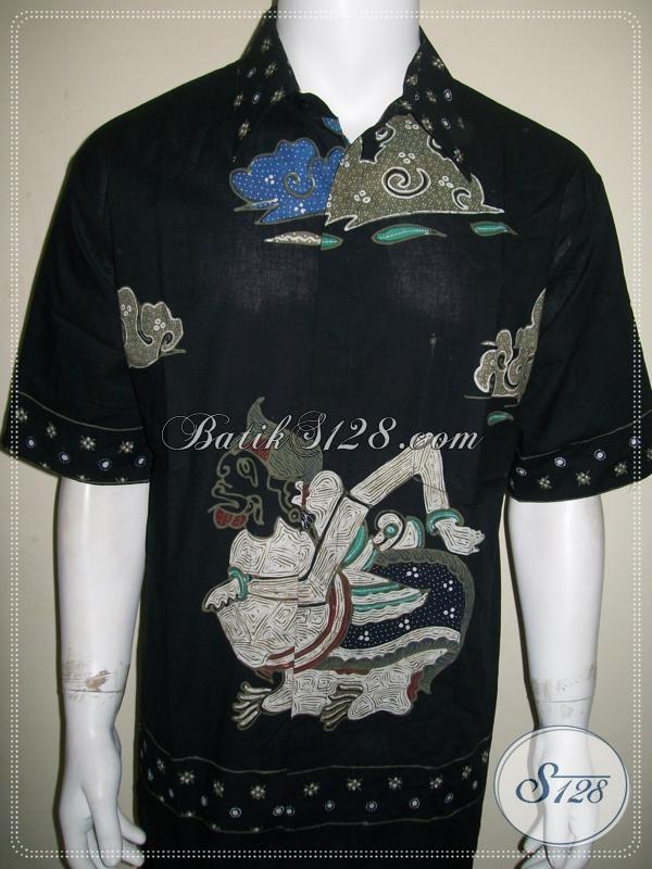 Model Baju Batik Pria Semar Modern Terbaru
