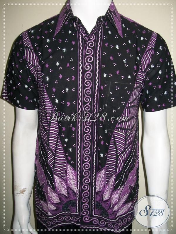 Batik Ukuran Kecil, Untuk Remaja Pria, Size S, Batik Anak Muda Terbaru [LD1161T-S]