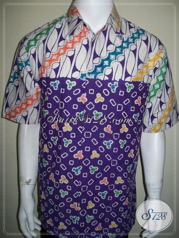Baju Batik Anak Muda Batik Anak Muda Pria Modern
