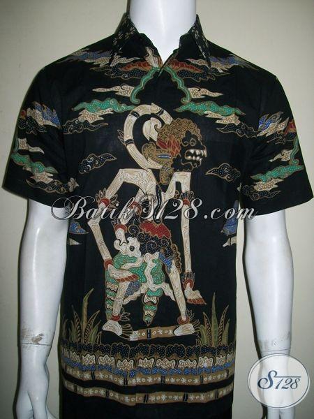 Batik Motif Wayang Hanoman Untuk Laki-Laki [LD1320T-M]