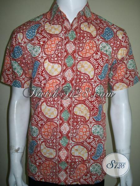 Baju Batik Gaul Remaja Laki Laki Untuk Dipakai Sehari