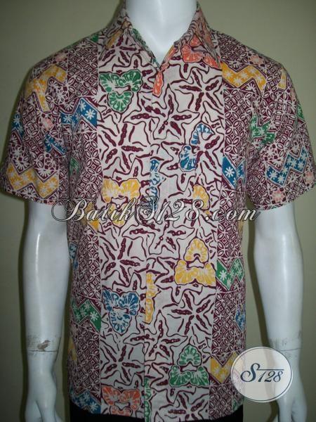 Pakaian Batik Untuk Pria Baju Batik Santai Untuk Pria Gaul