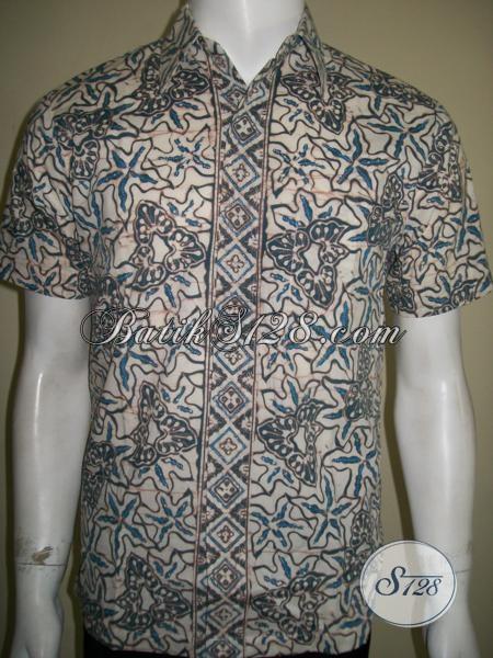 Batik Gaul Pria Trendy Dan Model Terbaru [LD1392CA-S]