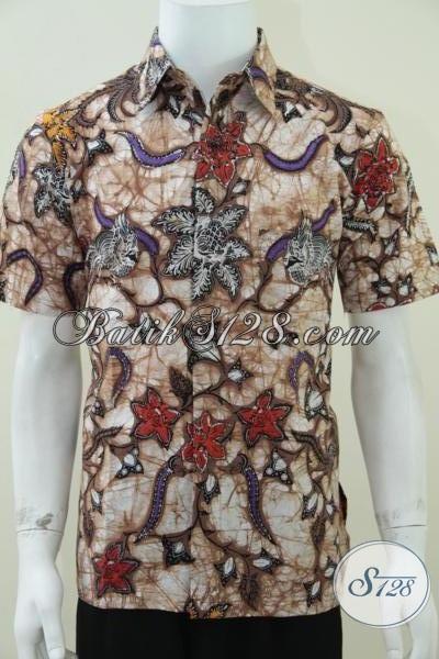 Pakaian Batik Pria Model Modern Baju Batik Modern Untuk