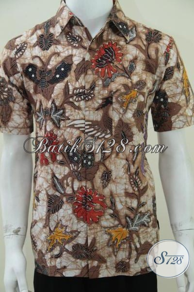 Baju Batik Pria Muda Remaja Cowok Gaul Model Baju