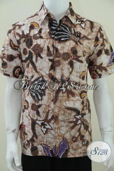 Jual Baju Batik Untuk Anak Muda Motif Modern Model Baju