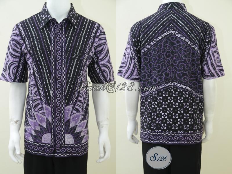 Jual baju batik tulis untuk pria gaul motif unik bahan Jual baju gamis untuk pria