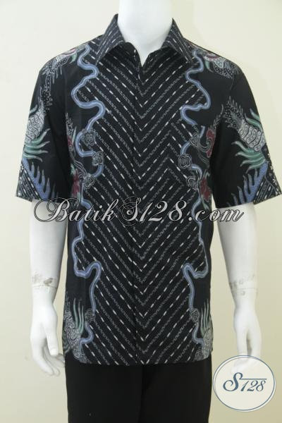 Batik Ukuran Besar Pria Gemuk Gede Size XXL Jumbo Big Size [LD1646T-XXL]